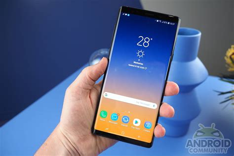galaxy note galaxy note 9 on samsung s second chance android
