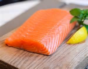saumon et filet de saumon mar 233 e