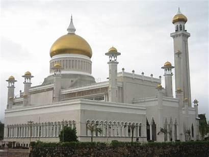 Brunei Omar Ali Sultan Mosque Saifuddin Mosques