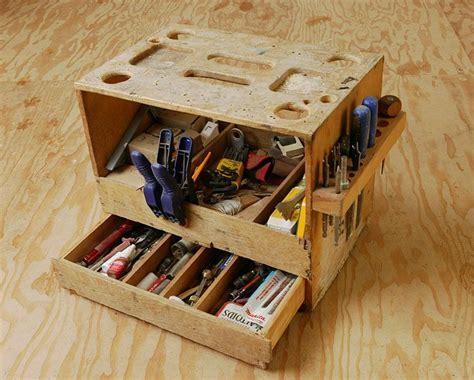 gary katzs tool tote    elaborate solution