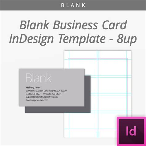 note card template in design blank indesign business card template 8 up free