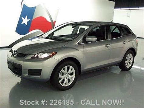 buy car manuals 2009 mazda cx 7 electronic toll collection buy used 2009 mazda cx 7 sport turbocharged one owner 77k miles texas direct auto in stafford