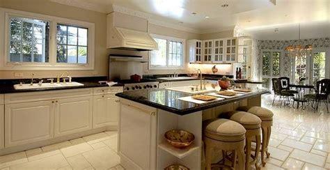 modern american kitchen design american kitchen designs on a budget 7573