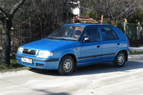 Skoda Felicia 1.3 1999   Auto images and Specification