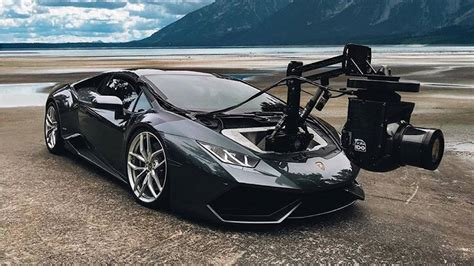 This 201-mph Lamborghini 'huracam' Is The Fastest Camera