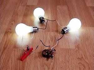 "Free Energy Generator for light bulbs ""Free Energy"" 100% ..."