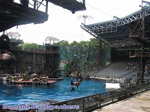 Universal Studios Singapore : Waterworld | Bantog Backpackers