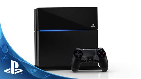 The Ps4 Launch Video