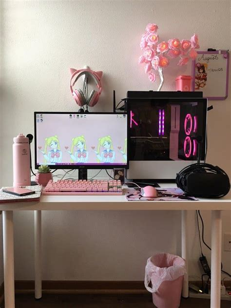 girlfriends quartz pink set  battlestations gaming