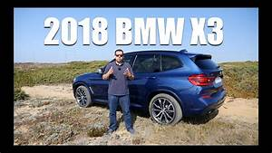 Bmw X3 G01 : 2018 bmw x3 g01 eng test drive and review youtube ~ Dode.kayakingforconservation.com Idées de Décoration