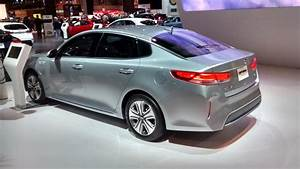 2017 Kia Optima Hybrid Interior for Comfortable Driving ...