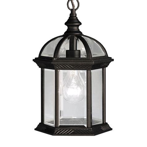 kichler pendant lighting kitchen shop kichler new black vintage hardwired single 4937