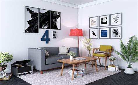 inspirasi desain interior rumah minimalis  populer