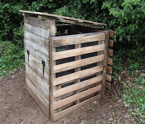 Come Costruire Una by Come Costruire Una Compostiera Idee Green