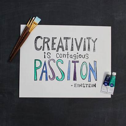 Creative Creativity Quotes Inspiration Craft Quote Papermilldirect