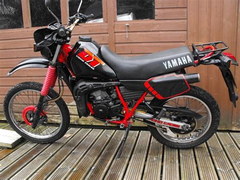 Yamaha Dt 125 Lc Dtr Low Miles Full Power Ypvs Px And