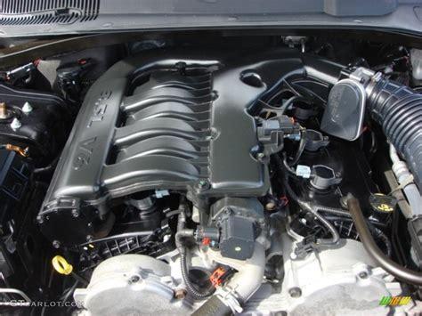 2009 Dodge Charger Sxt 3.5 Liter Sohc 24-valve V6 Engine