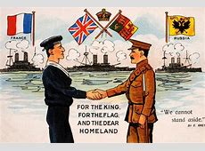Which countries fought in the First World War? History Extra