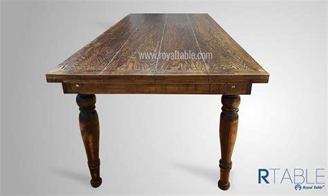 mesas de madera  nuevas cubiertas tipo tablon  patas