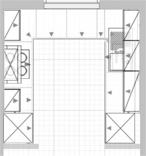 Grundriss Küche Zeichnen by K 252 Che Grundriss Zeichnen Latribuna