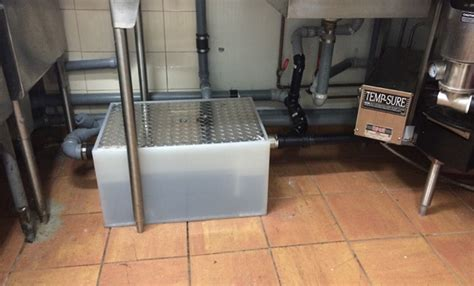 jp grease trap service