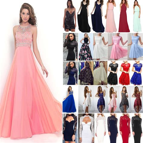 7be9ab125199 1000 x 1000 www.ebay.com. Women Lace Formal Dress Wedding ...