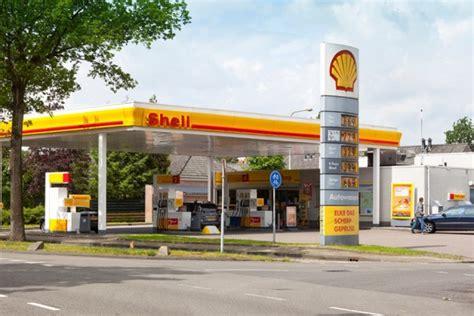 lpg pomp shell tankstation  roden weer open roder journaal