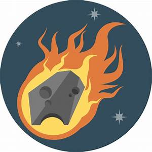 Asteroid Icon Png - Pics about space