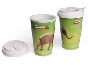 Coffee To Go Becher Thermo : tierisch gutes werbedesign von clan marketing auf coffee to go becher thermo lerche werbemittel ~ Orissabook.com Haus und Dekorationen
