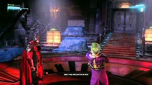 Batman Arkham Knight ''Joker - I'm Laughing Song'' - YouTube