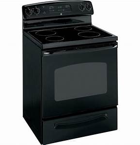 General Electric Jbs55dmww 30 U0026quot  Electric Range With 4