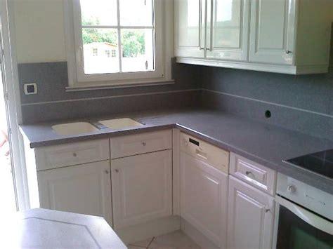 refaire plan de travail cuisine carrelage maison design bahbe com