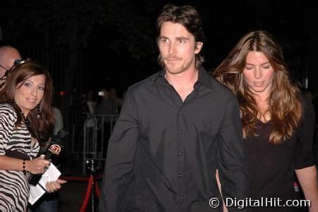 Christian Bale Sibi Blazic Rescue Dawn Premiere