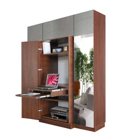 Home Office Armoire by Computer Armoire Plus Home Office Storage Contempo