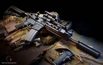 Tactical Pistol Rifle Gun Gear 1911 Ar