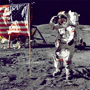 The First Astronaut On Moon (page 3) - Pics about space