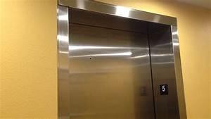 Brand New Otis Series 7 Elevator
