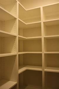 Pantry Shelving Plans - WoodWorking Projects & Plans