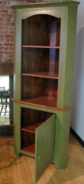 images  corner cabinets  pinterest rustic