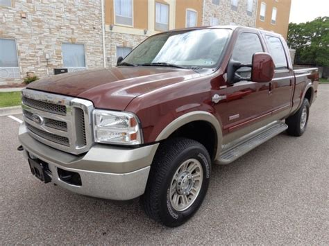 2010 Ford F 250 King Ranch 4x4 Lifted San Antonio Texas