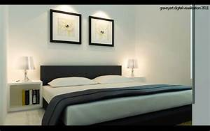 Simple bedroom decor (photos and video) WylielauderHouse com