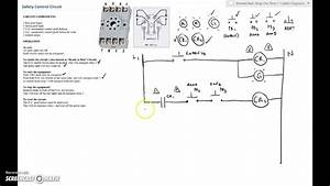 Ladder Diagram Basics  2  Safety Control Circuit