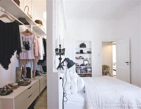 walk in wardrobe bed loft inspiration