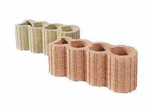 Bordure Beton Jardin : bordure jardin beton ton pierre 2 bordure de jardin ~ Premium-room.com Idées de Décoration