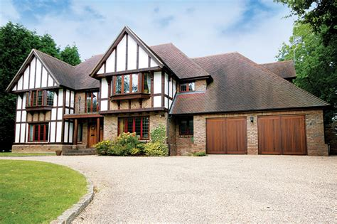 Modern Tudor Homes  Design Decoration