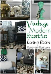 modern living room decor ideas vintage modern rustic living room