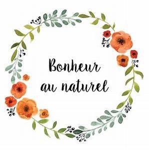 Cado Carte Que Du Bonheur : bonheur au naturel sant naturelle naturopathie et ~ Dailycaller-alerts.com Idées de Décoration