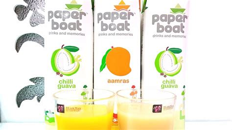 Paper Boat Drinks by Paper Boat Drinks Paper Boat Juices Healthy Drinks