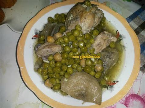 la cuisine d oum arwa tadjine poulet petits pois et artichauts la cuisine d