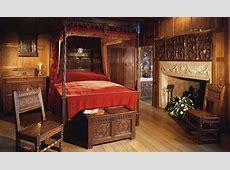 Anne Boleyn's Bedroom and Prayer Books Hever Castle